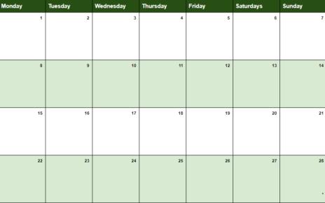 Reformed International Fixed Calendar