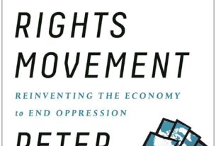 Book Cover for The New Human Rights Movement by Peter Joseph